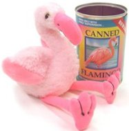 Canned Flamingo