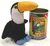 Canned Toucan
