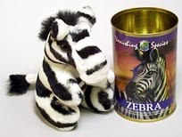 Vanishing Species: Zebra