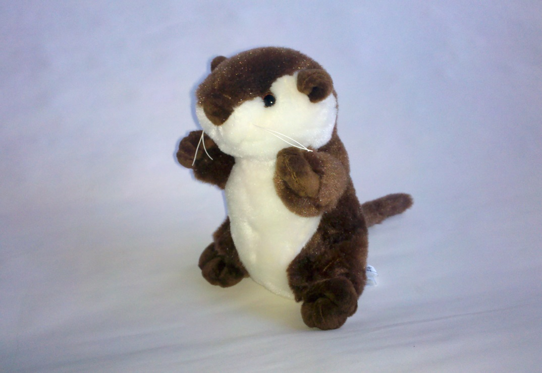 Plush River Otter