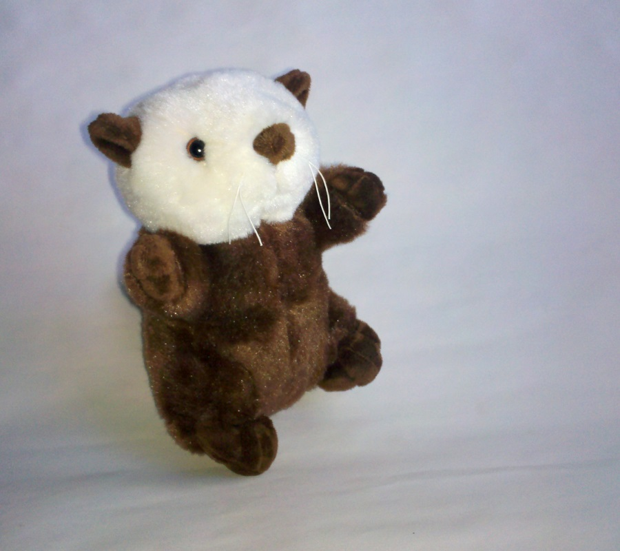 Plush Sea Otter