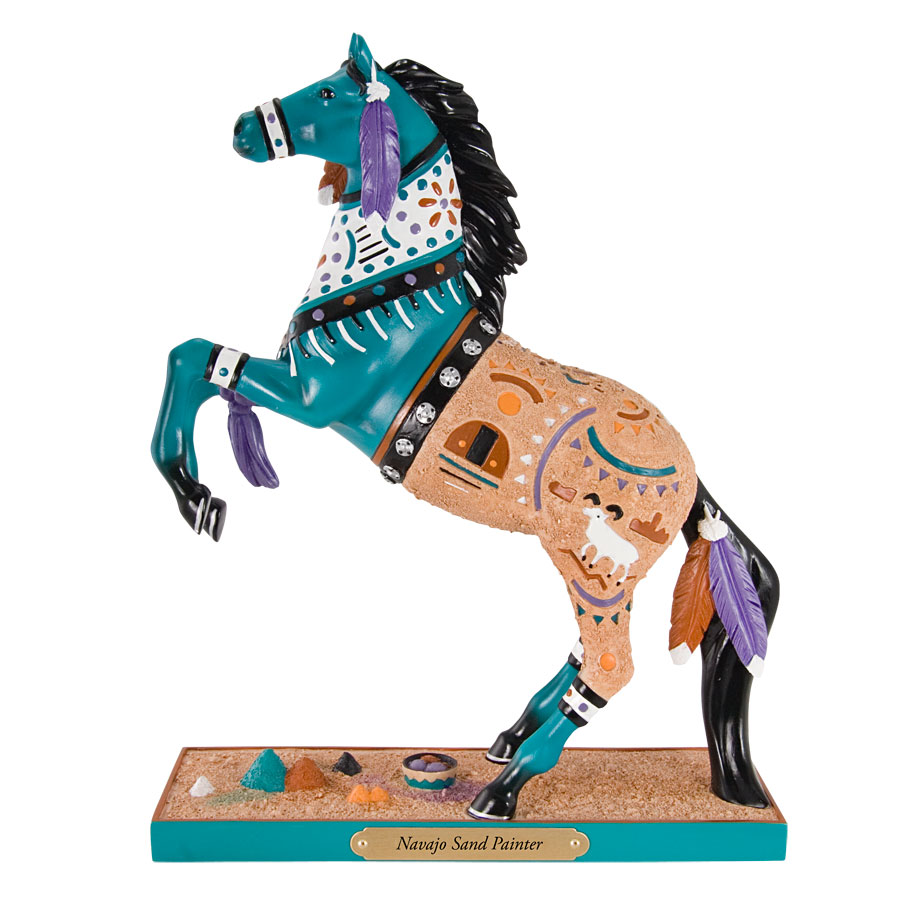 Navajo Sand Painter Pony