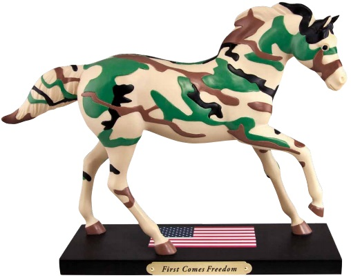 First Comes Freedom Pony
