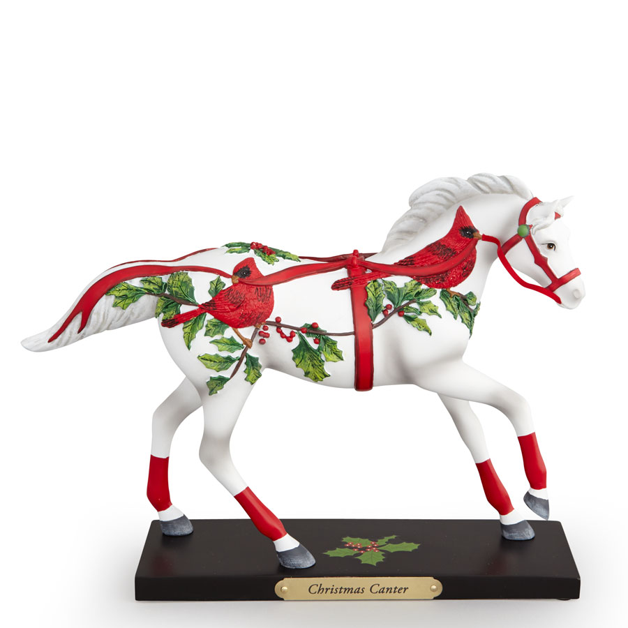 Christmas Canter Pony