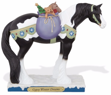 Gypsy Winter Dreams Pony