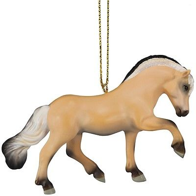 Little Big Horse Pony Ornament