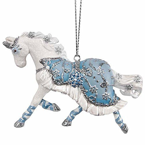 Winter Ballet Pony Ornament