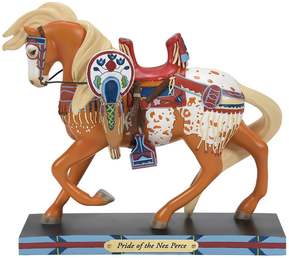 Pride of the Nez Perce Pony