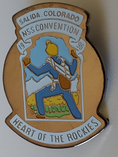 NSS Convention Pin 1996