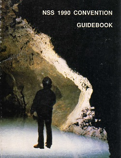 NSS Convention Guidebook 1990: Caving in Northern California