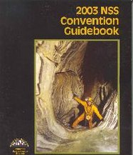 NSS Convention Guidebook 2003: Range of Light, Realms of Darkness