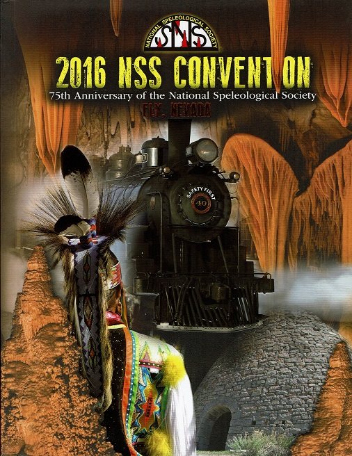 NSS Convention Guidebook 2016: 75th Anniversary of the National Speleological Societ