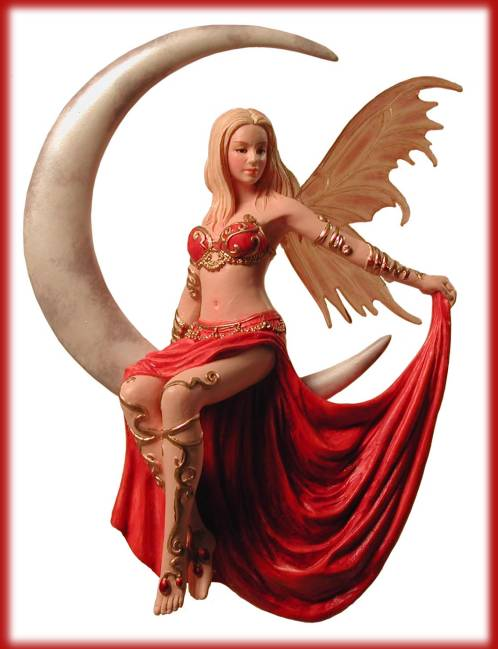 Fire Moon Fairy