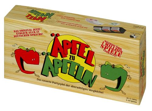 Apples to Apples German Edition