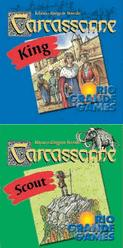 Carcassonne: King and Scout