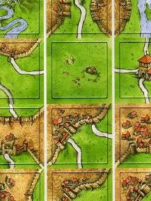 Carcassonne: Expansion