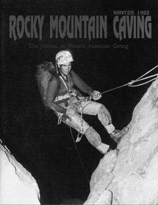 Rocky Mountain Caving Winter 1992