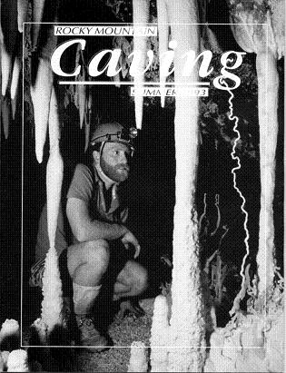 Rocky Mountain Caving Summer 1993