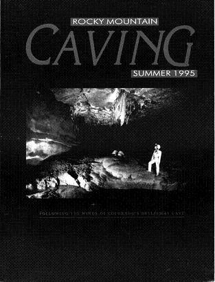 Rocky Mountain Caving Summer 1995