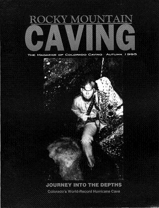 Rocky Mountain Caving Autumn 1995