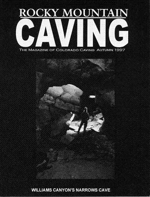 Rocky Mountain Caving Autumn 1997