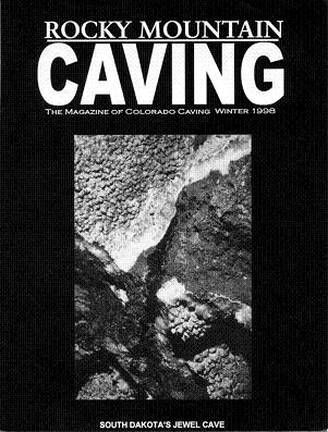 Rocky Mountain Caving Winter 1998