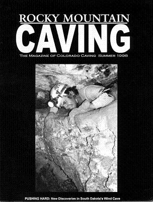 Rocky Mountain Caving Summer 1998