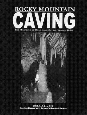Rocky Mountain Caving Winter 1999