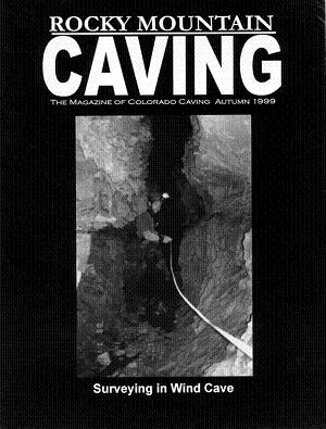 Rocky Mountain Caving Autumn 1999
