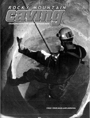 Rocky Mountain Caving Autumn 2000