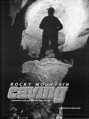 Rocky Mountain Caving Winter 2001