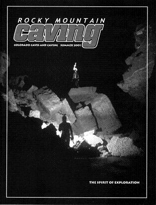 Rocky Mountain Caving Summer 2001