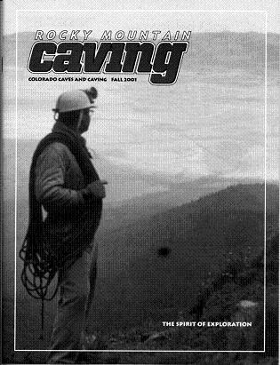 Rocky Mountain Caving Autumn 2001