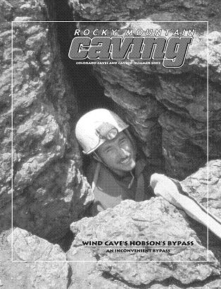 Rocky Mountain Caving Summer 2003