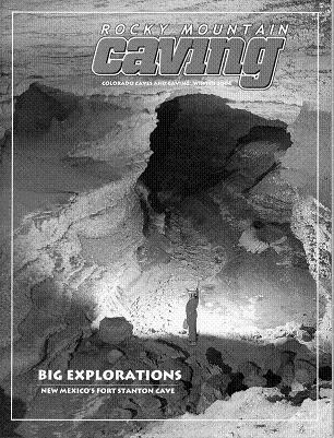 Rocky Mountain Caving Winter 2004