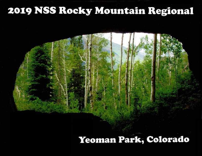 RMR Convention Guidebook 2019: Yeoman Park, Colorado