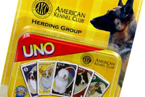 American Kennel Club Herding Group Uno