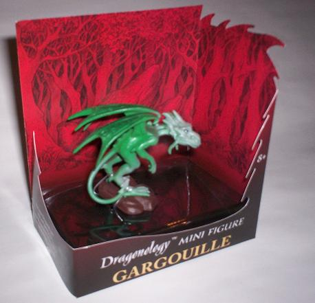 Dragonology Gargouille Mini Figure