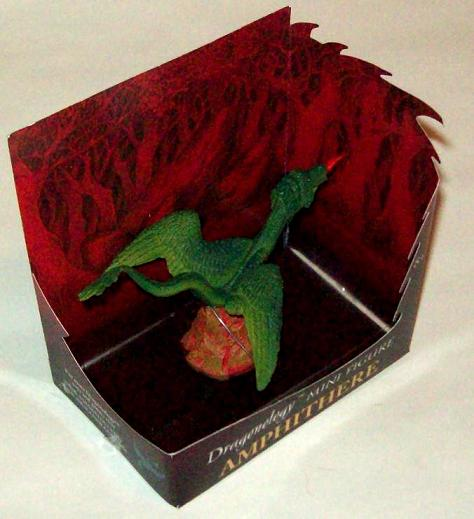 Dragonology Amphithere Mini Figure