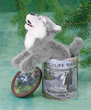 Wolf in a Can