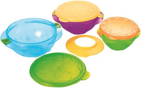 Feeding Bowl Set