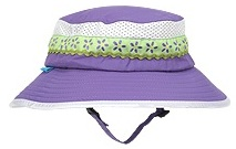 V-Kids Fun N Sun Bucket Hat, Baby Lavender/Grape