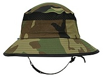 V-Kids Fun N Sun Bucket Hat, Child Camo
