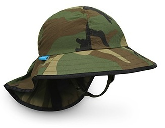 V-Kids Play Hat, Infant Camo