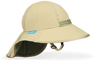 V-Kids Play Hat, Infant Tan/Chaparral