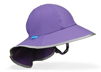 V-Kids Play Hat, Baby Lavender/Grape