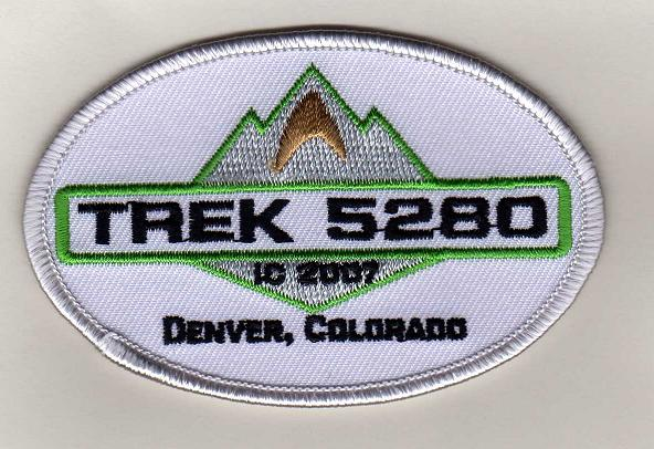 TREK 5280 Patch