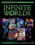GURPS Infinite Worlds