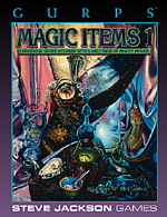 GURPS Magic Items 1