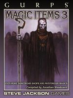 GURPS Magic Items 3